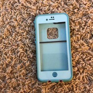 Lifeproof iPhone case 6/7/8
